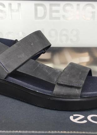 Мужские сандалии  ecco flowt m  540114 02038