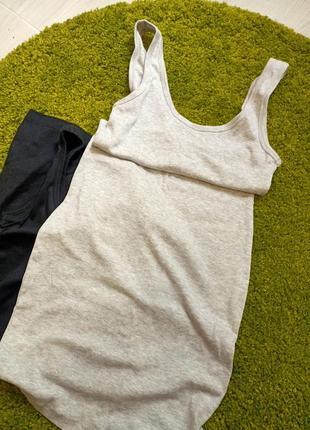 Платье - маечка