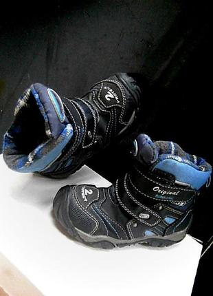 Деми ботинки размер 25