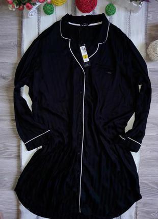 Домашняя или спальная рубашка р 16 сток