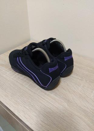 Lonsdale кроссовки кожа2 фото