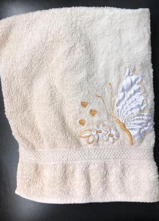 Махрове полотенце 42*65см