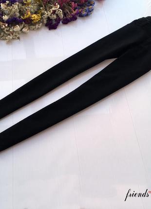 Базовые черный джинсы скинни denim co