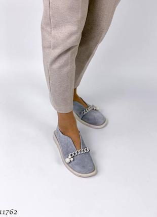 Бомбезная новинка туфли натуральная замша