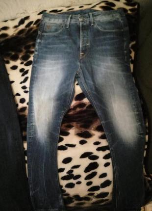 Крутые мужские джинсы g-star raw🤘