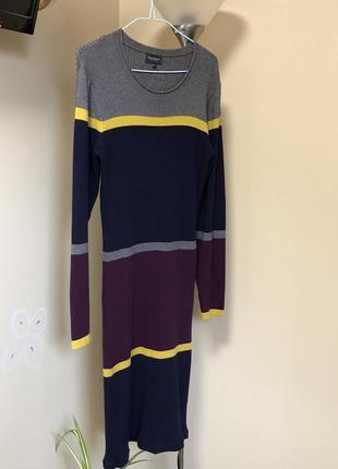 Платье- резинка, платье вязаное broadway