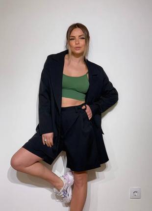 Пиджак шорты