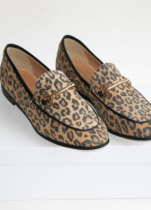 Туфли-лоферы gianni gregori оригинал. натуральная кожа. 36-41