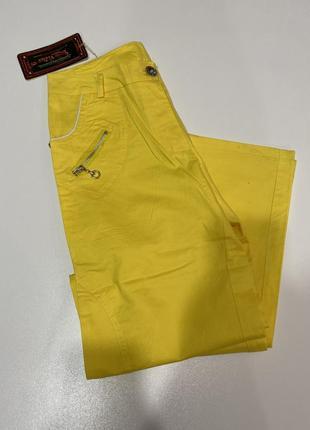Жёлтые штанишки
