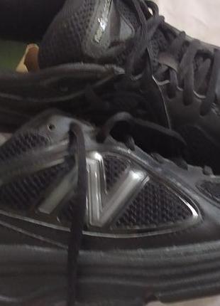 Кроссовки new balance на широкую ногу