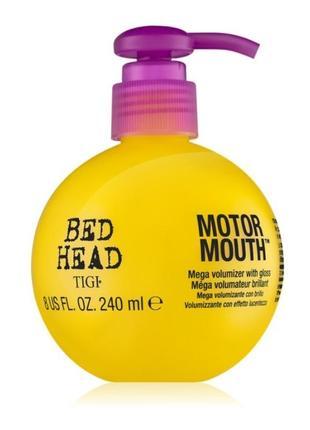 Средство для объема волос  tigi motor mouth