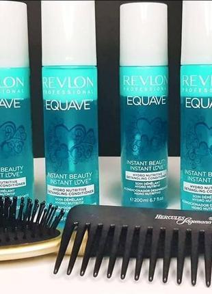 Revlon professional equave hydro nutritive увлажняющий кондиционер в форме спрея2 фото