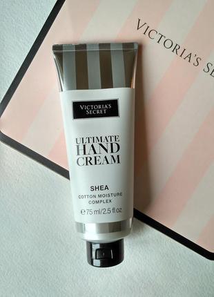 Ультра-питательный крем для рук victoria's secret ultimate hand cream. оригинал. сша