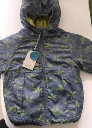 Двухсторонняя курточка