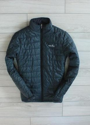 Двухсторонняя куртка ветровка ellesse