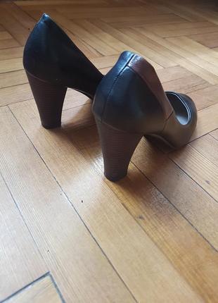 Туфли каблук.3 фото