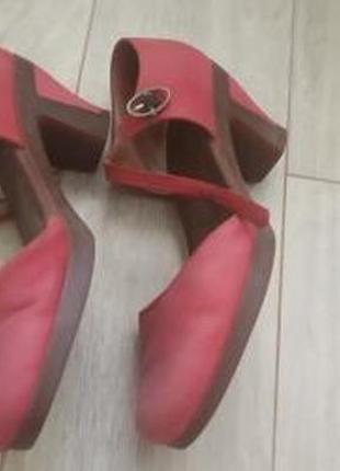 Босоножки. туфли летние. туфли с закрытым носком. мери джейн. 40. el naturalista