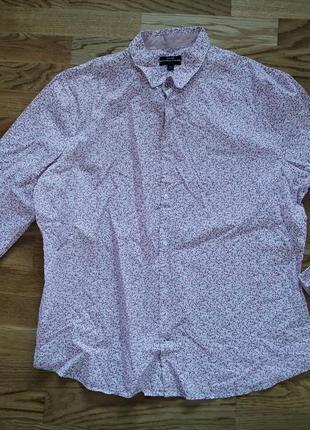 Рубашка kiabi slim fit