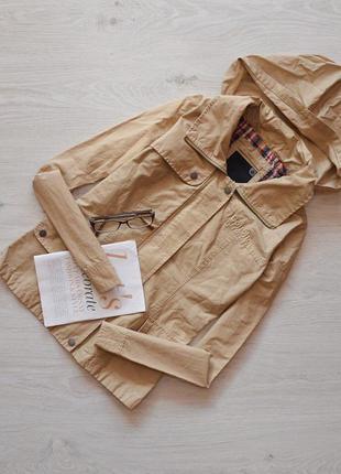 Ваксированная курточка