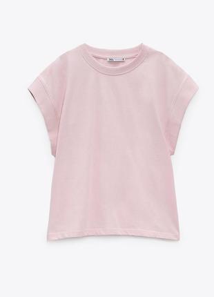 Жіноча футболка zara6 фото