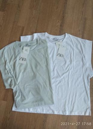 Жіноча футболка zara7 фото