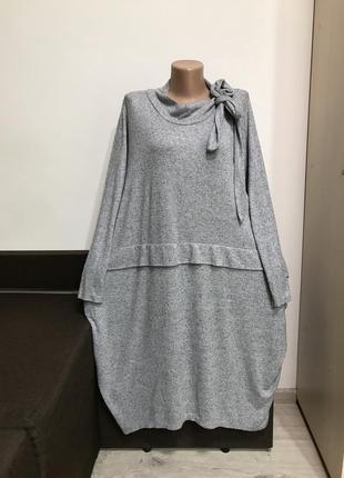 Итальянское натуральное платье бохо стиль