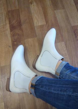 Кожаные ботинки minelli