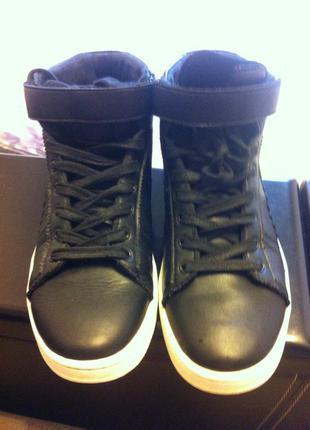 Кеды ботинки bershka 26 см