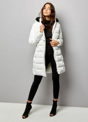 Зимнее пальто new look р.s (8)