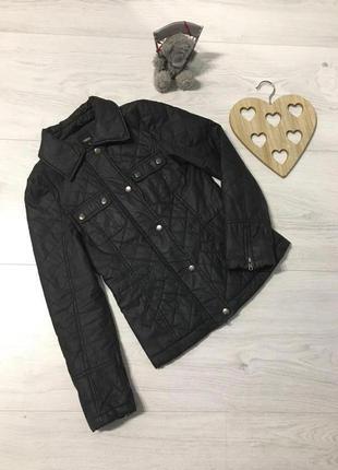 Куртка стёганая, стильная, молодёжная