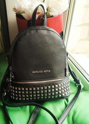 Рюкзак в стиле michael kors rhea супер качество 🔥