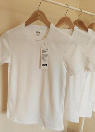 Женские качественные футболки uniqlo коллекция u