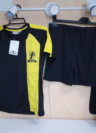 Футбольный костюм 134-140см.crane .германия.