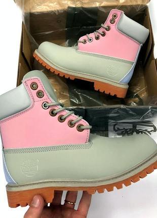 Женские ботинки8 фото