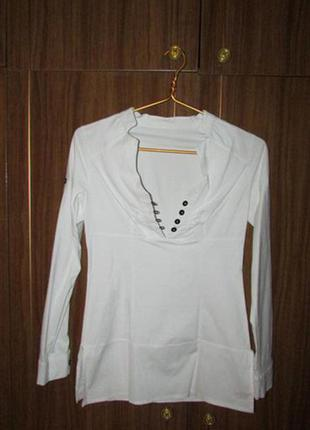 Рубашка с длинным рукавом l