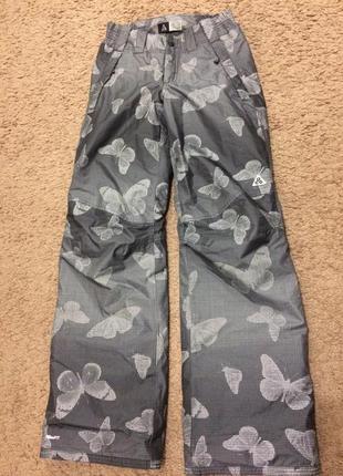 Лыжные штаны nike в сост. новых