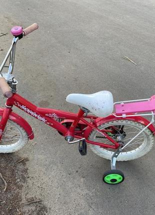 Велосипед nordway 16 дюймов