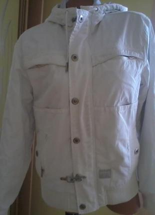 Лыжная термо куртка bershka s-m