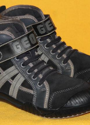 Ботинки деми geox р.36 стелька 23 см
