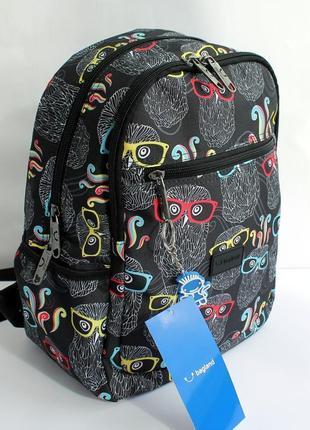 Рюкзак, ранец, городской рюкзак, спортивный рюкзак, детский рюкзак, сова