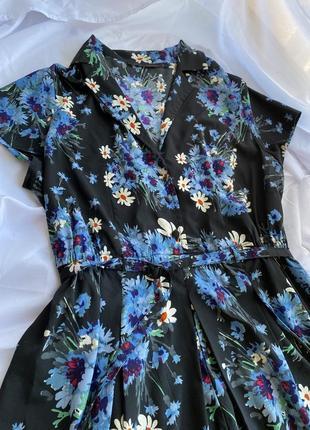 Літнє платтячко у квіти
