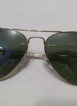 Ray ban крутейшие очки модель rb3025 aviator