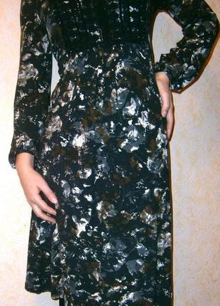 Платье миди анжелика