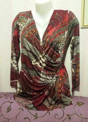 Очень красивая блузочка (пог 43 см +)     14