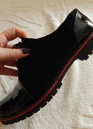 Демисезонные ботинки emanuele gelmetti