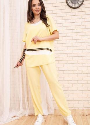 Суперские костюмы яркий летний - l xl xxl 3xl