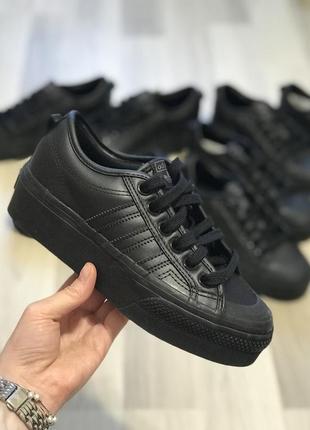 Кросівки adidas nizza platform
