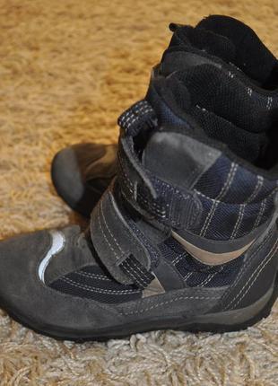 Термо ботинки geox