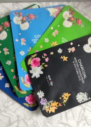 Набор корейская косметика увлажняющая маска holika holika missha eyenlip