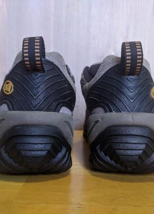 Кроссовки треккинговые кожаные merrell5 фото